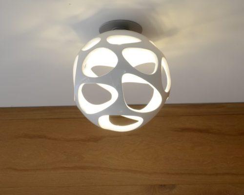 plafondlamp organica